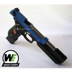 WE Two-Tone M92 Samurai Edge B.Burton V2 GBB Airsoft Pistol